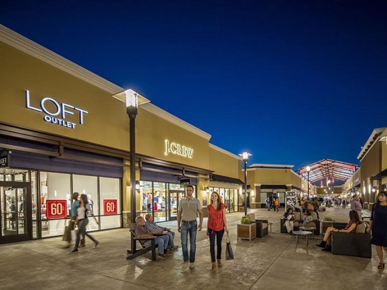 FFO Real Estate Advisors for Outlets at Little Rock