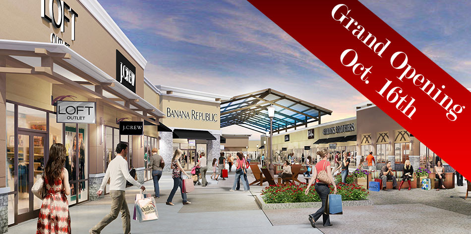Leasing at the Outlets of Little Rock provided by FFO