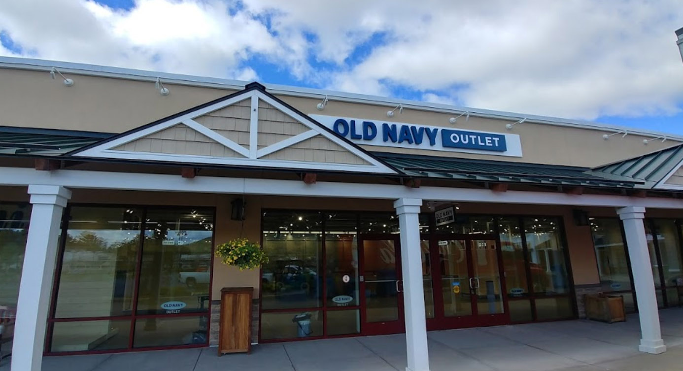 Old Navy The Outlets at Lake George