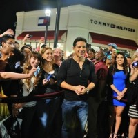 Palm Beach Outlets Opening - Mario Lopez - FFO Real Estate Advisors