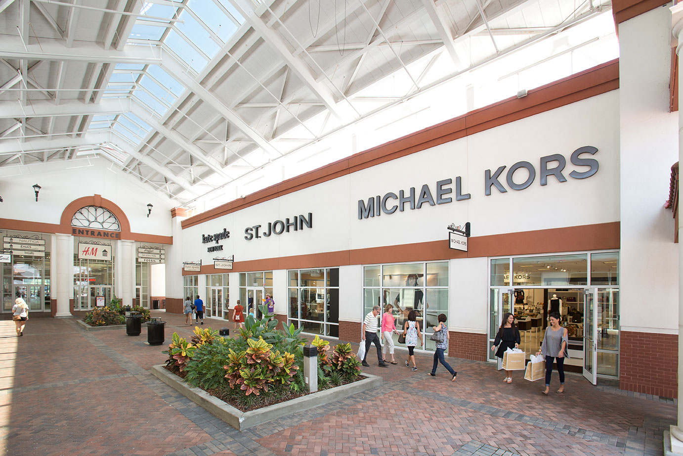 St Augustine Outlets & FFO Realty - Michael Korr