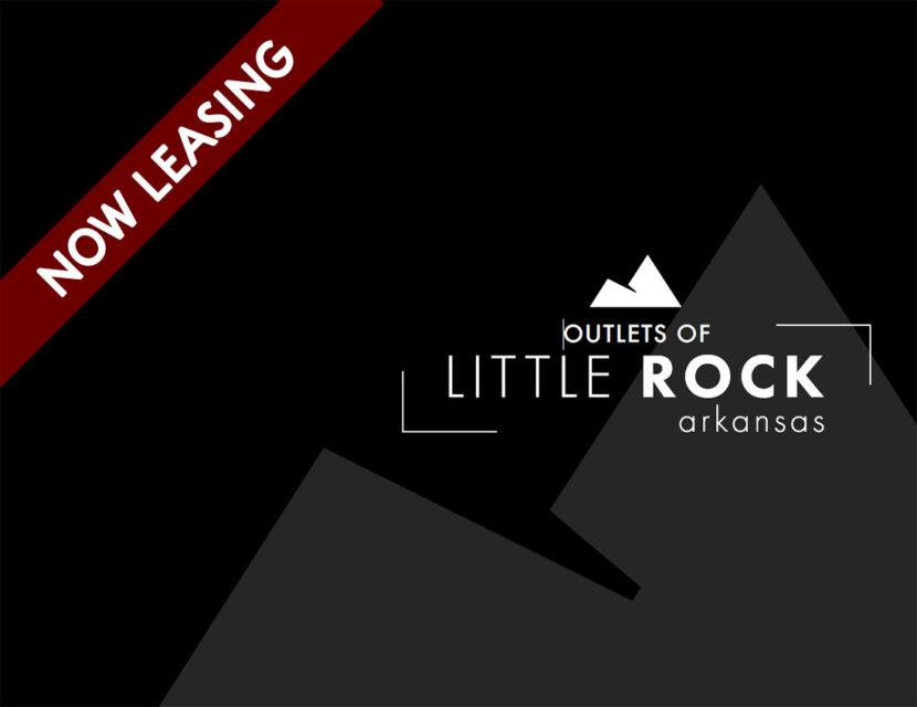 Brochure Outlets of Little Rock